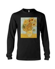 Sunflowers Vincent van Gogh T-Shirt Long Sleeve Tee thumbnail