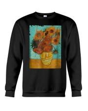 Sunflowers Van Gogh Gift T-Shirt Crewneck Sweatshirt thumbnail