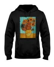 Sunflowers Van Gogh Gift T-Shirt Hooded Sweatshirt thumbnail