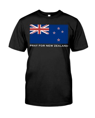 Pray for New Zealand Christchurch Shirt