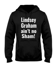 Lindsey Graham Ain't No Sham T-Shirt Hooded Sweatshirt thumbnail