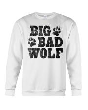 Womens Big Bad Wolf T-Shirt Crewneck Sweatshirt thumbnail