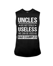 Uncles Are Not Totally Useless T-Shirt Sleeveless Tee thumbnail