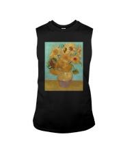 Sunflowers Vincent Van Gogh 2018 Shirt Sleeveless Tee thumbnail