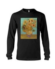 Sunflowers Vincent Van Gogh 2018 Shirt Long Sleeve Tee thumbnail
