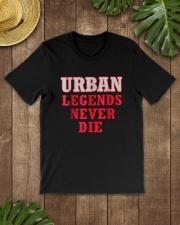 Urban Legends Never Die Unisex T-Shirt Classic T-Shirt lifestyle-mens-crewneck-front-18