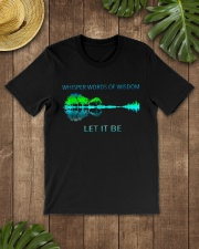 Whisper Words Of Wisdom Let It Be T-Shirt Classic T-Shirt lifestyle-mens-crewneck-front-18