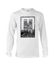 Notre Dame Cathedral Paris Shirt Long Sleeve Tee thumbnail