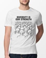 NPC meme T-Shirt Classic T-Shirt lifestyle-mens-crewneck-front-13