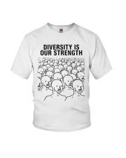 NPC meme T-Shirt Youth T-Shirt thumbnail