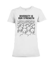 NPC meme T-Shirt Premium Fit Ladies Tee thumbnail