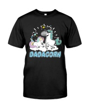 Dadacorn T-Shirt Premium Fit Mens Tee front