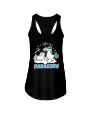 Dadacorn T-Shirt Ladies Flowy Tank tile