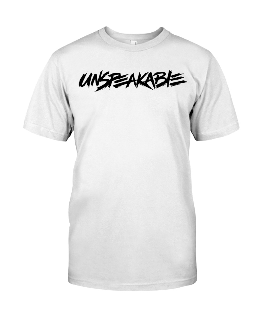 Unspeakable T-Shirt