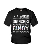 In A World Full Of Grinches Tee Shirt Youth T-Shirt thumbnail