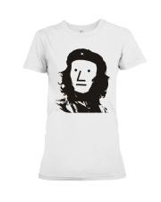 NPC meme Che Guevara Tee Shirt Premium Fit Ladies Tee thumbnail