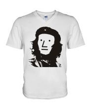 NPC meme Che Guevara Tee Shirt V-Neck T-Shirt thumbnail