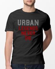 Urban Legends Never Die Ohio T-Shirt Classic T-Shirt lifestyle-mens-crewneck-front-13