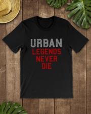 Urban Legends Never Die Ohio T-Shirt Classic T-Shirt lifestyle-mens-crewneck-front-18