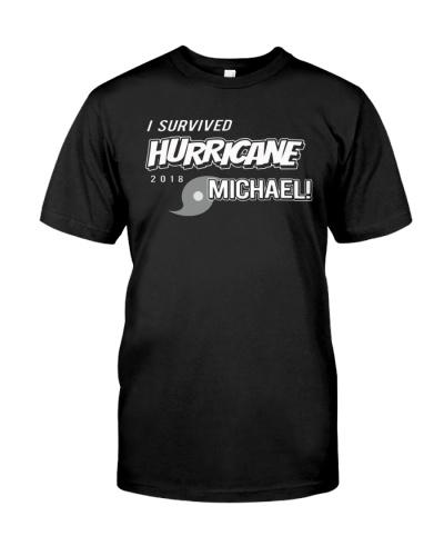 I Survived Hurricane Michael TShirt