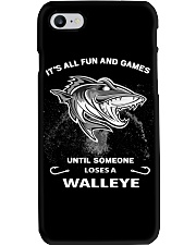 Someone Loses A Walleye Phone Case thumbnail
