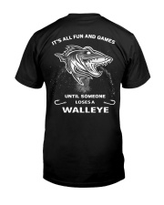 Someone Loses A Walleye Classic T-Shirt back