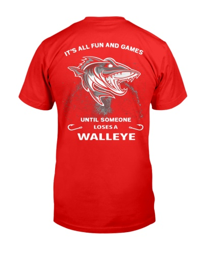 Someone Loses A Walleye