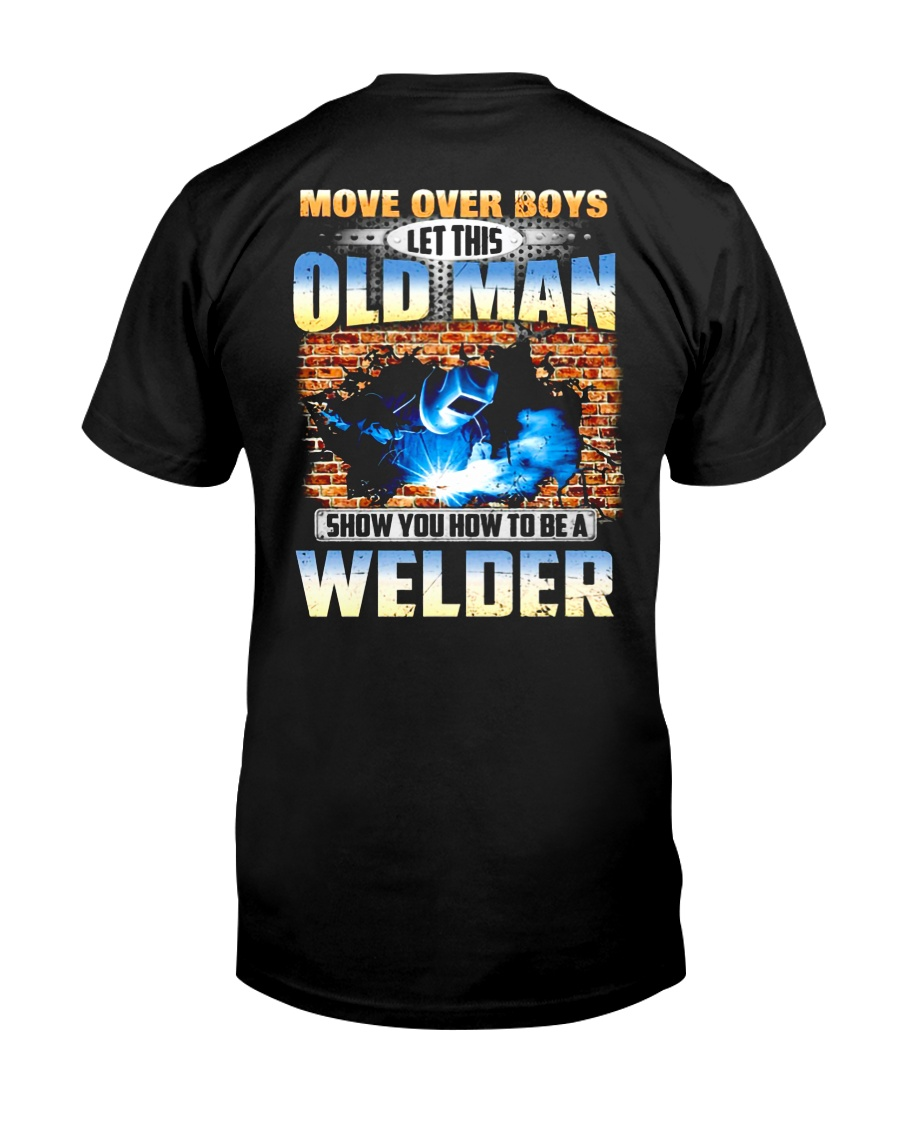 WELDER MOVE OVER BOYS Classic T-Shirt