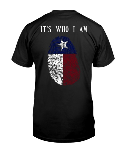 Texas - Its Who I Am