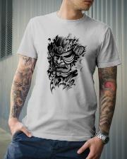 SAMURAI Honor Classic T-Shirt lifestyle-mens-crewneck-front-6