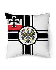 "Germany Love Indoor Pillow - 18"" x 18"" thumbnail"