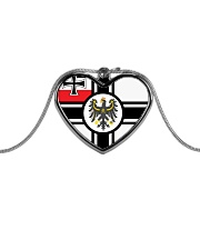 Germany Love Metallic Heart Necklace tile