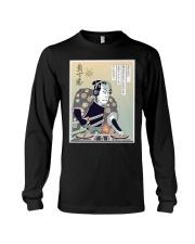 Samurai  Legend DJ Long Sleeve Tee thumbnail
