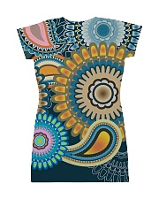Hippies All-over Dress back