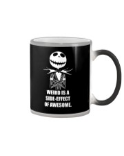 Weird is a Color Changing Mug thumbnail