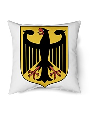 "Germany Pride Indoor Pillow - 16"" x 16"" thumbnail"