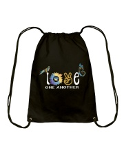 Love Another Drawstring Bag tile