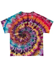 Hippies Color All-over T-Shirt back
