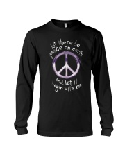 Let there be peace Long Sleeve Tee thumbnail