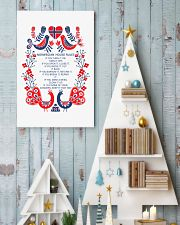 Norwegian House Rules 11x17 Poster lifestyle-holiday-poster-2