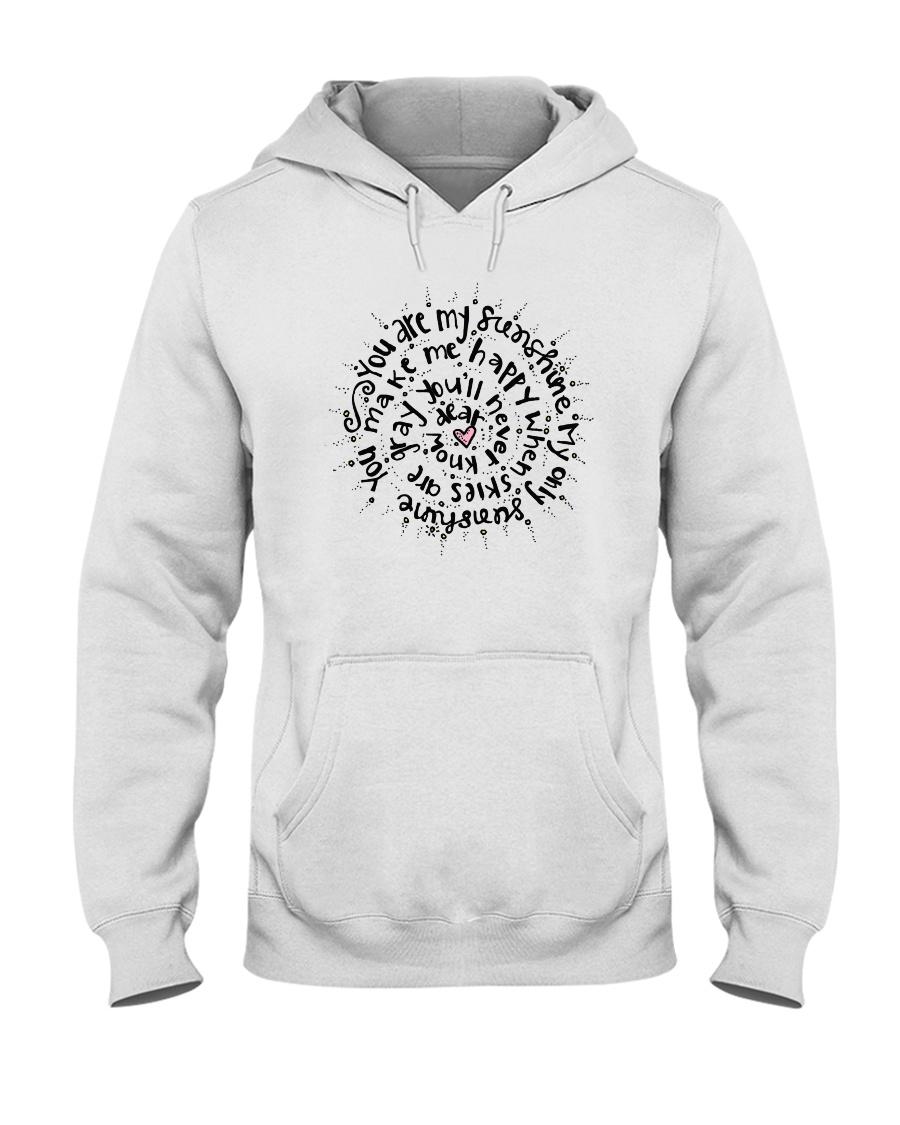 You Are My Sunshine 3 Hooded Sweatshirt