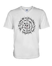 You Are My Sunshine 3 V-Neck T-Shirt thumbnail