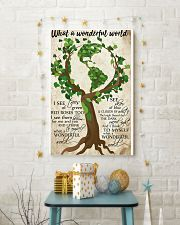 What A Wonderful World Poster 11x17 Poster lifestyle-holiday-poster-3
