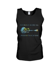 In A World Where You Can Be Anything  Unisex Tank thumbnail