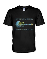 In A World Where You Can Be Anything  V-Neck T-Shirt thumbnail