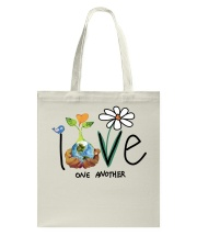 Love One Another Tote Bag tile