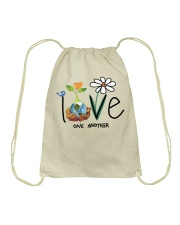 Love One Another Drawstring Bag tile