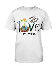 Love One Another Classic T-Shirt front