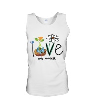 Love One Another Unisex Tank tile