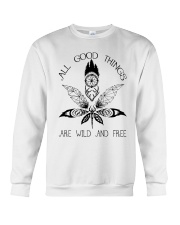All Good Things Are Wild Crewneck Sweatshirt thumbnail